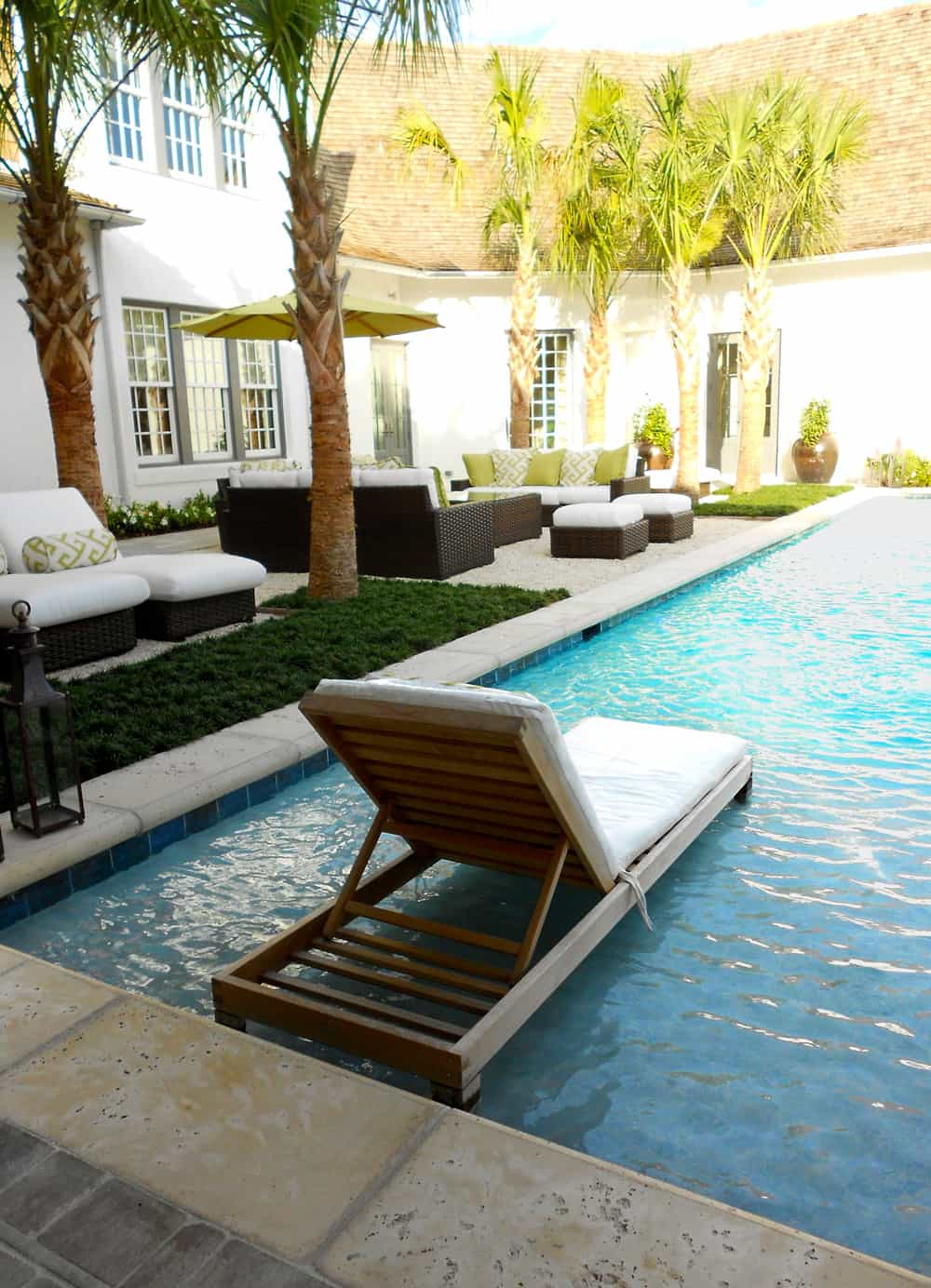 how to style cool pools - Cool House Pools