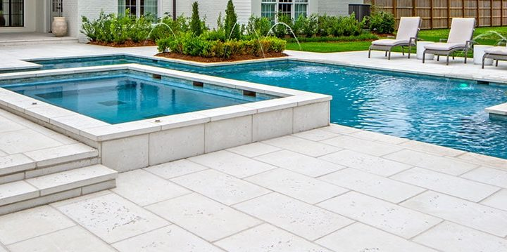 Handcrafted Concrete Landscaping Pavers