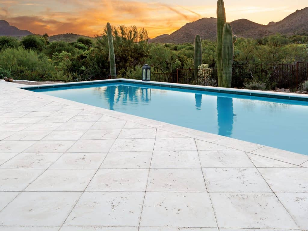 How To Style Cool Swimming Pools Peacock Pavers