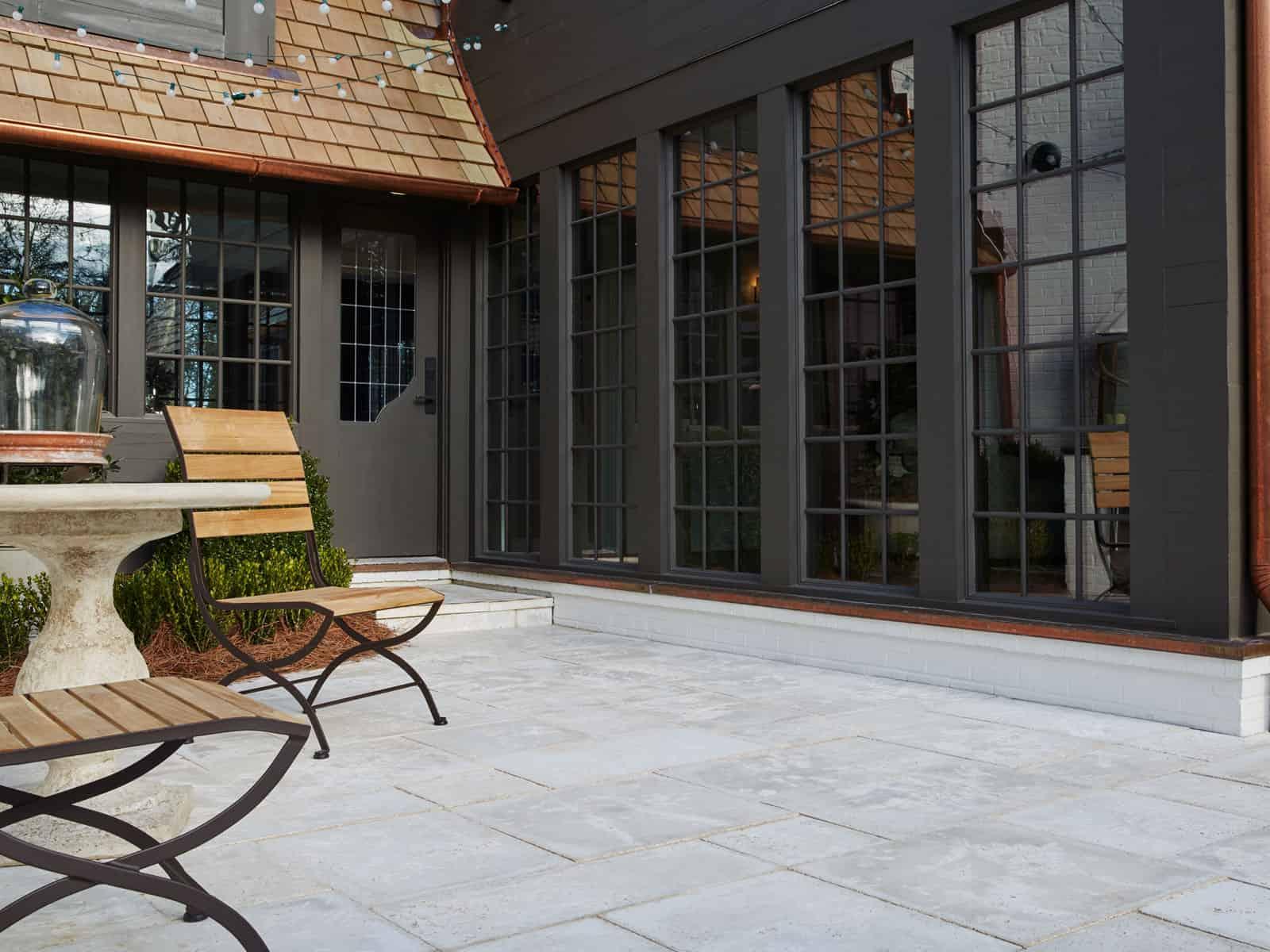 Patios With Concrete Pavers