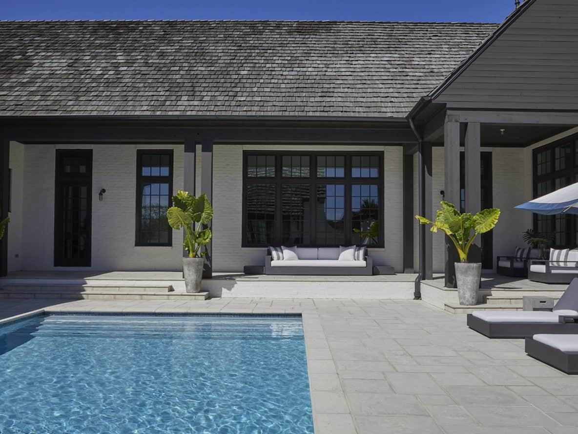 Oyster Color Pool Tiles