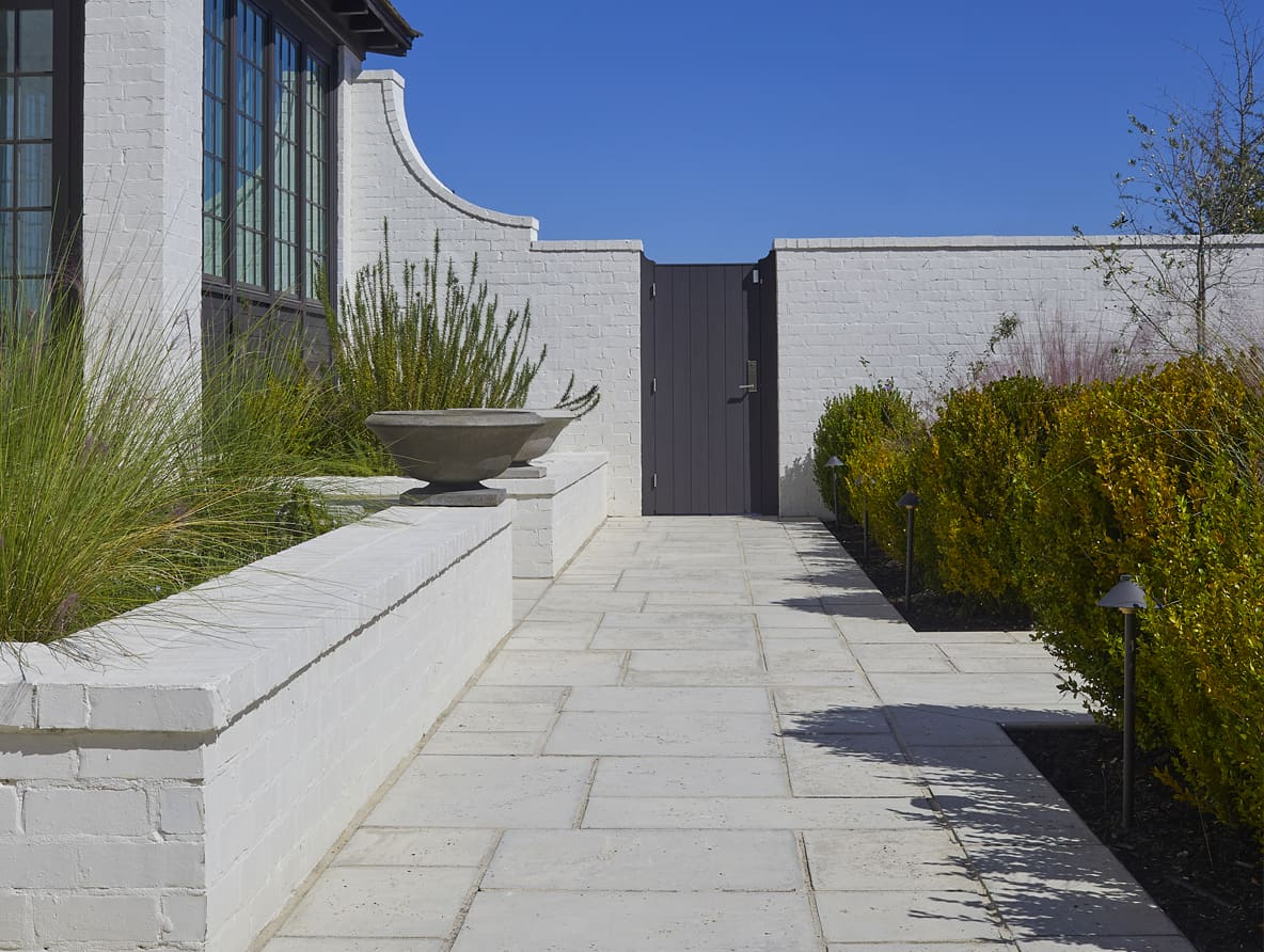 Brick vs concrete pavers